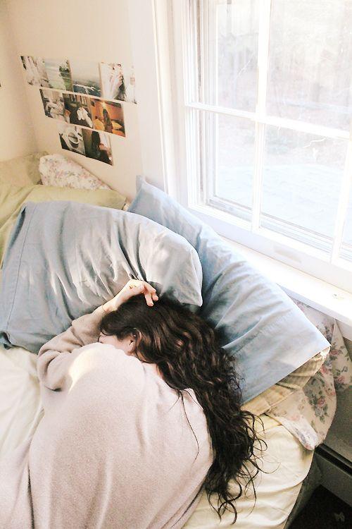 Sundays are for sleeping <3