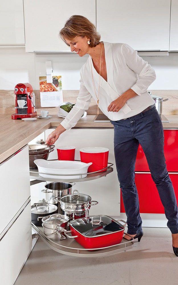 Eckschränke Für Die Küche U2013 Multitalente Für Viel Komfort