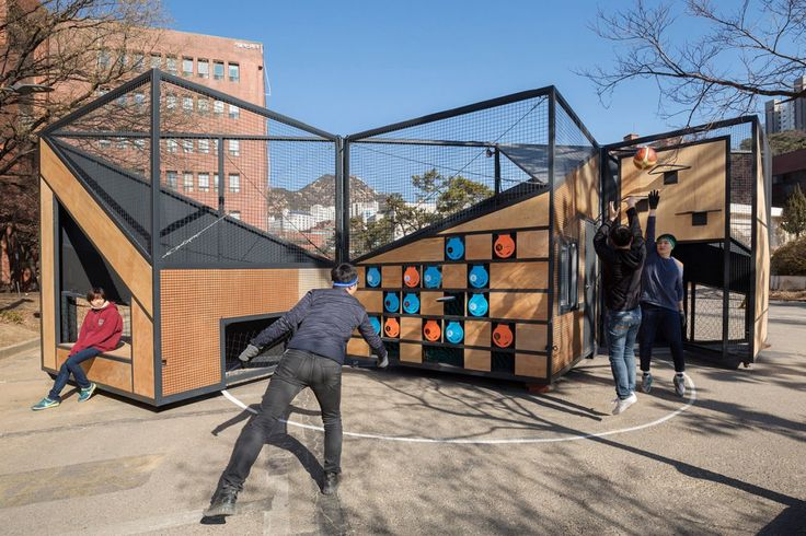 Fold-Up Playgrounds For Limitless Fun — Pop-Up City