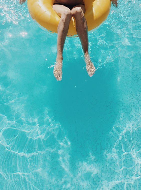 pool float fun