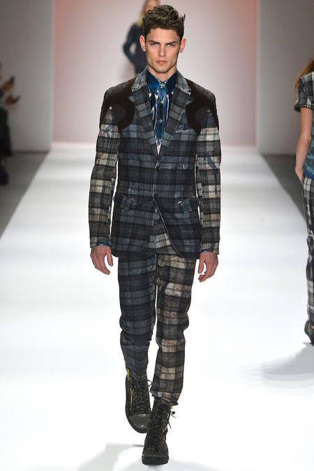 Custo Barcelona SpringSummer 2015 Collection – New York Fashion Week