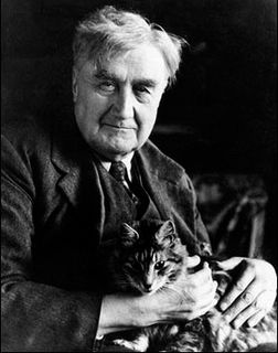 Ralph Vaughan Williams, whose hymns I sung as a child, and whose Five Mystical Songs I later loved