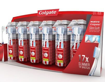 "Check out this @Behance project: ""COLGATE SLIMSOFT"" https://www.behance.net/gallery/30489905/COLGATE-SLIMSOFT"
