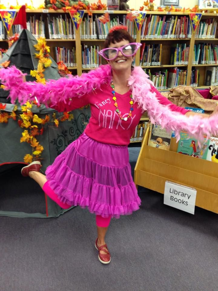 281 best bookfair book characters images on pinterest halloween fancy nancy costume solutioingenieria Images