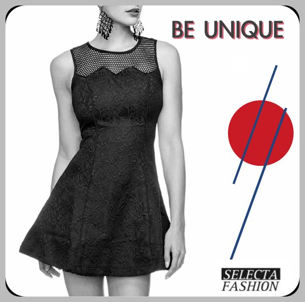 tivoli dress by selecta fashion be Unique, select your fashion