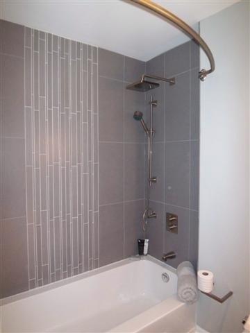 Best Bathroom Backsplashtile Images On Pinterest Bathroom - Bathroom backsplash tile ideas