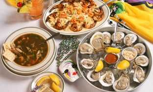 Up to 64% Off at French Quarter Cajun Seafood