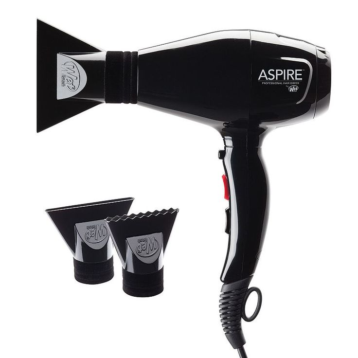 Wet Brush Aspire Professional Hair Dryer, Multicolor