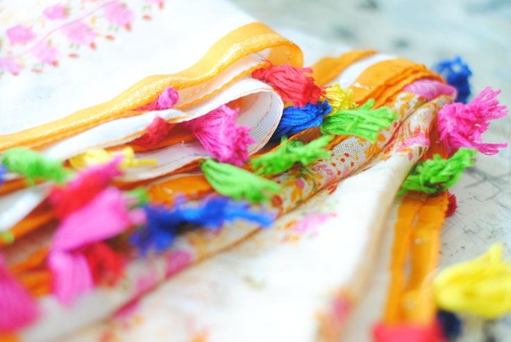 Margot - You Make Fashion - Blog Mode & Life Style: DIY #10 : foulard hmong