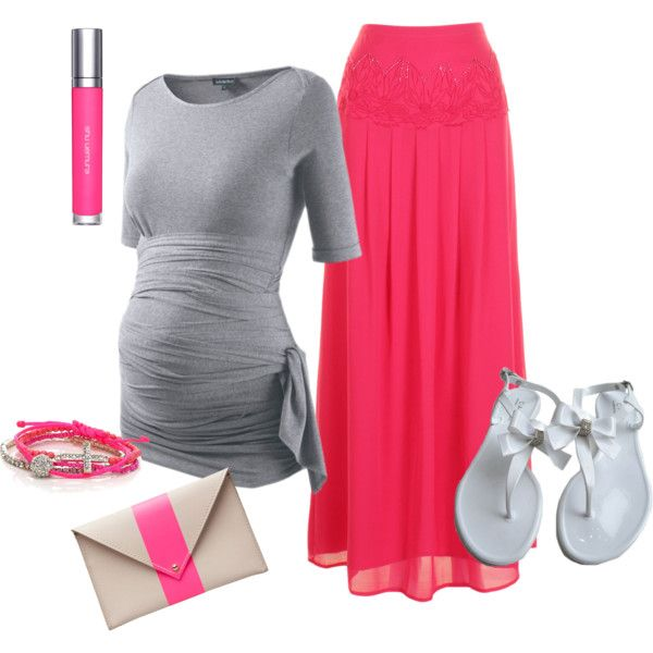 """""""maternity summer set"""" by brehayden on Polyvore Been having the hardest time finding cute prego wear this summer :("""
