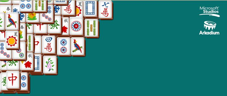 Welcome to Microsoft Mahjong!