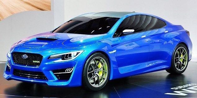 2018 Subaru WRX Redesign, Price, Release Date
