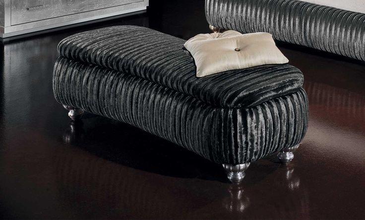 panca/bench boheme Night Collection