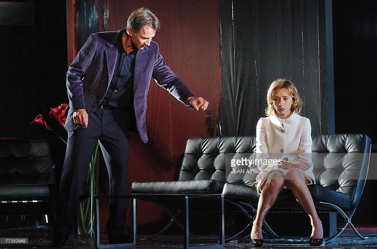 Photo d'actualité : French actor Thierry Lhermitte performs as...