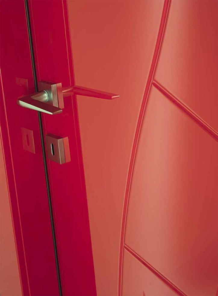 Le porte Rosse....