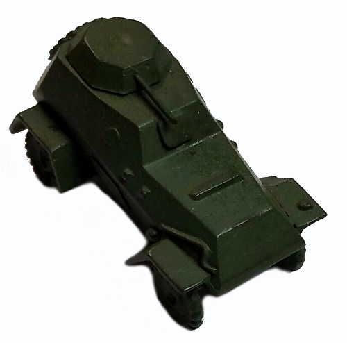 #diecast #Comet-Authenticast ? Russian Armored Car  new or updated at www.diecastplus.info