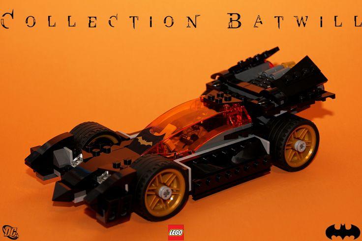 batmobile racer lego batman lego pinterest. Black Bedroom Furniture Sets. Home Design Ideas