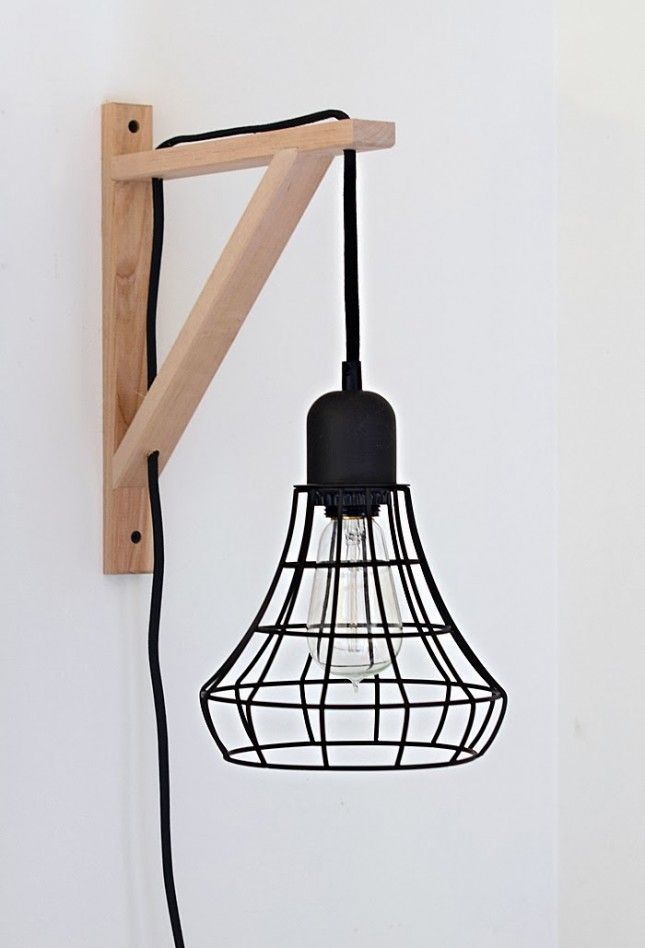 20 IKEA Lighting Hacks That Make a Statement via Brit + Co