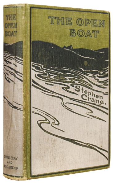 an examination of the open boat by stephen crane Amazoncom: the open boat and other stories (dover thrift editions) ( 9780486275475): stephen crane: books.