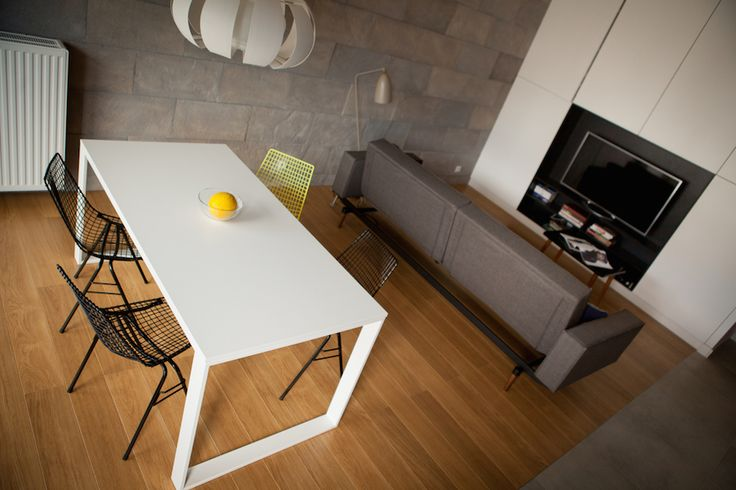 Take a look inside this gorgeous Polish apartment - a project of Dekoratornia…