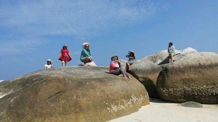 Belitong...Indonesia! #beach #iloveindonesia