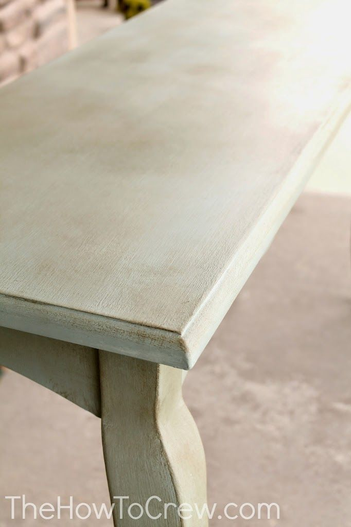 finished-chalk-paint-table.jpg (682×1024)