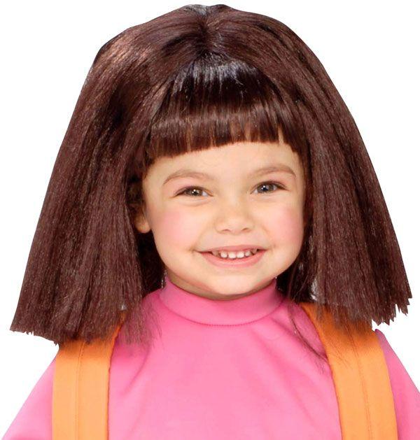 Dora The Explorer Wig Dora Costume Accessories Kids