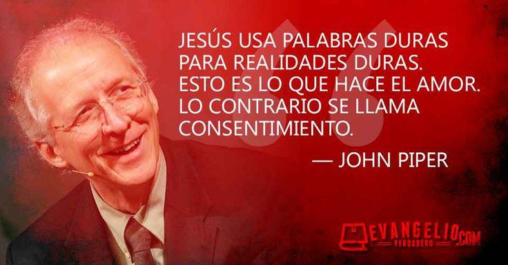 21 Frases de John Piper* | Soldado de Jesucristo | Soldado de ...