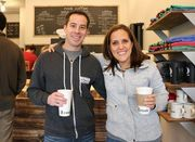Monmouth County's Rook Coffee celebrated the grand opening of its new Red Bank location on Monday.