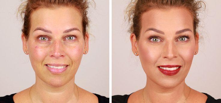 Prettify Online-Shop für Kosmetik aus den USA & UK. Ohne Tierversuche, vegan. | Make-up Tutorial: Natürlicher Herbst-Look mit dunkelroten Lippen | Trend-Kosmetik und Beauty Must-haves online shoppen.