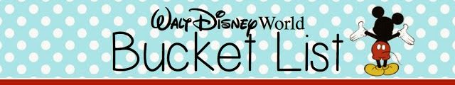 Bucket List | The Disney College Program Life