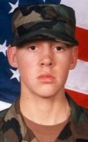 Army Cpl. Nyle Yates III  Died March 16, 2006 Serving During Operation Iraqi Freedom  22, of Lake Odessa, Mich.; assigned to the 3rd Battalion, 187th Infantry, 3rd Brigade Combat Team, 101st Airborne Division (Air Assault), Fort Campbell, Ky.; killed Mar. 16 when he came under small arms fire by enemy forces during combat operations in Bayji, Iraq.