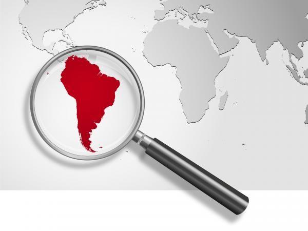 Importación  a América del Sur