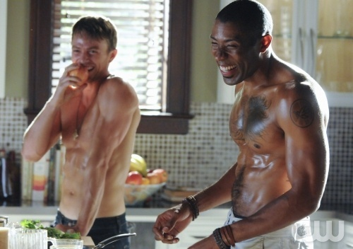 Wade and Lavon. Two reasons to watch Hart of Dixie!