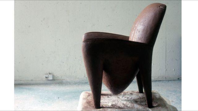 """Venus födelse"" - Berit Lindfeldt Concrete & water"