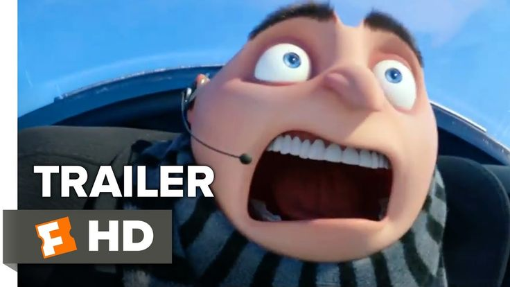 Despicable Me 3 Trailer #1 (2017) | Movieclips Trailers  http://www.youtube.com/watch?v=Rlq39IC07qA