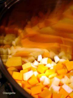 about Squash Soups on Pinterest   Sweet potato soup, Roasted red ...