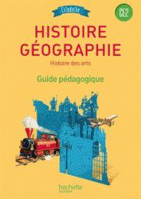 Bénédikte Ancejo et Thierry Ancejo - Histoire-Géographie Histoire des arts CE2 - Guide pédagogique.  https://hip.univ-orleans.fr/ipac20/ipac.jsp?session=K49883365G9C6.4536&profile=scd&source=~!la_source&view=subscriptionsummary&uri=full=3100001~!570118~!0&ri=9&aspect=subtab48&menu=search&ipp=25&spp=20&staffonly=&term=Histoire-G%C3%A9ographie+Histoire+des+arts+CE2+-+Guide+p%C3%A9dagogique&index=.GK&uindex=&aspect=subtab48&menu=search&ri=9