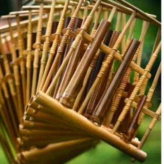 seni: Jenis angklung kanekes