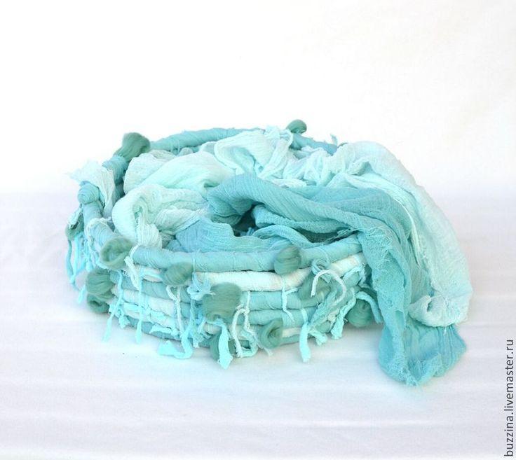 Купить Гнездо для фотосессий новорожденных + 2 обмотки для фотосессии - гнездо, гнездо для фотосессий, реквизит
