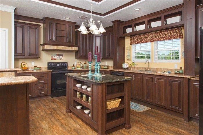 The veranda clayton homes kitchen home kitchen for The veranda clayton homes