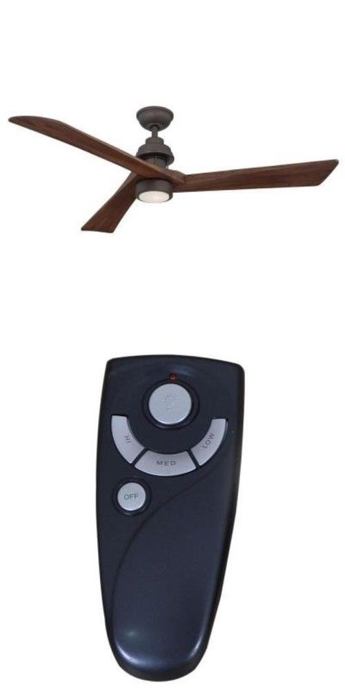 Ceiling Fans 176937 Home Decorators Collection Fortston 60 In Oil Rubbed Bronze Fan It Now Only 200 2 On
