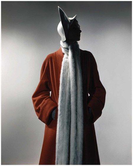 Fur 1949 Photo Erwin Blumenfeld