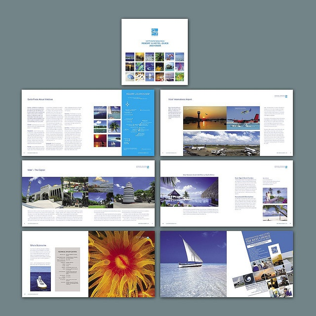 Best Brochure Design Layout Images On Pinterest Brochure - Brochure template ideas