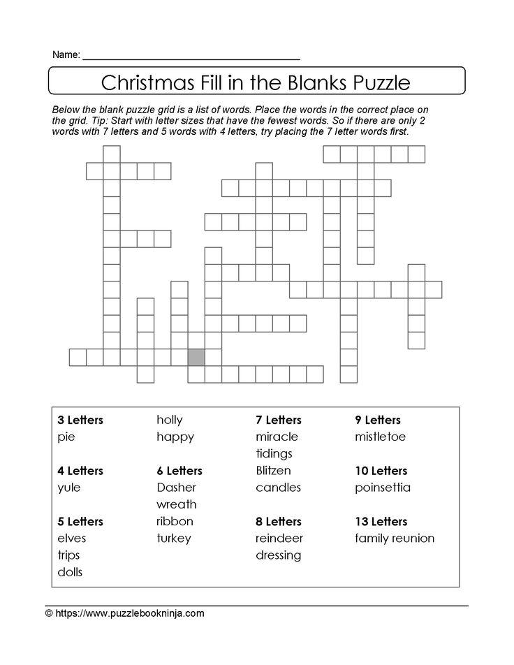 16 besten Christmas Puzzles Bilder auf Pinterest   Wortsuche, Punkte ...