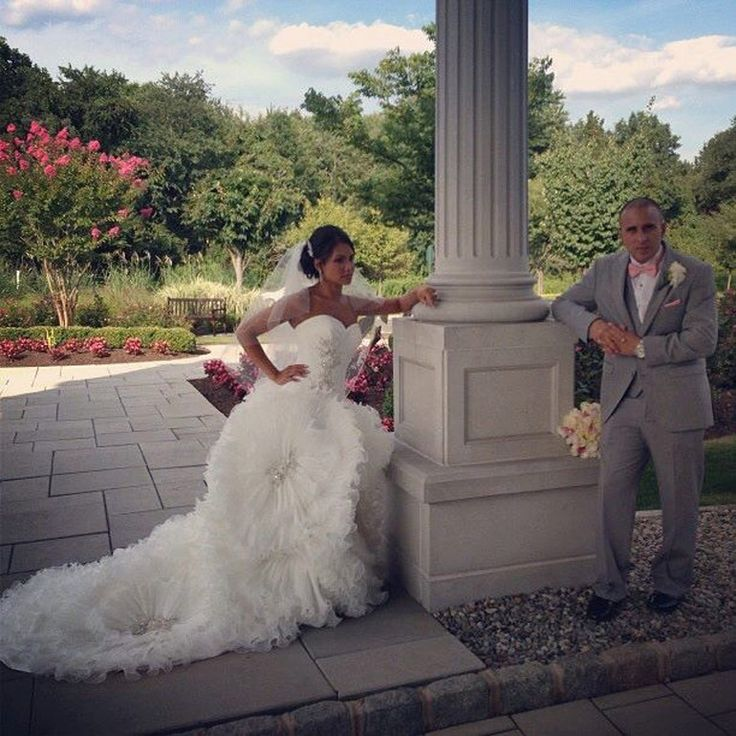 An August New Jersey Wedding at the Palace at Somerset Park