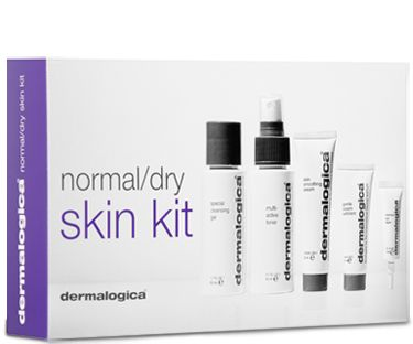 This Dermalogica Skin Kit contains a full regimen of what your skin needs most. If you're a first-time Dermalogica user, then prepare yourself for great skin. And, if you're already hooked, these convenient travel sizes will bring professional skin care wherever you're going today. Use as directed by your Dermalogica Professional Skin Therapist. $50.00