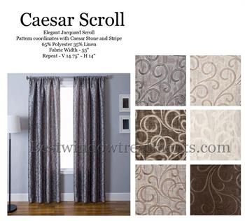 17 Best Images About Scroll Curtains On Pinterest Window