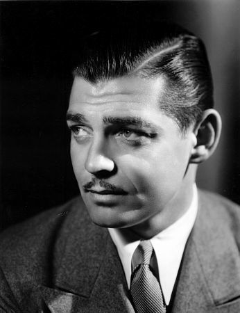 "Clark Gable, Actor: It Happened One Night. Clark Gable's mother died when he was seven months old. At 16 he quit high school, went to work in an Akron (Ohio) tire factory and decided to become an actor after seeing the play ""The Bird of Paradise"". He toured in stock companies, worked oil fields and sold ties. In 1924 he reached Hollywood with the help of Portland, Oregon, theatre manager Josephine Dillon, who coached and later married him..."