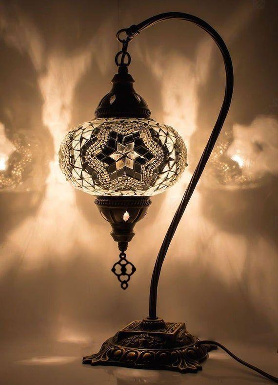 Amazing Beautiful Turkish Lamp Mosaic Lamp Moroccan Lamp Unique